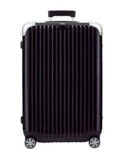 画像3: リンボ MULTWHEEL 4輪 ブラック 73L 電子タグ【E-TAG】生産終了 ◆1点限り◆◆SALE◆