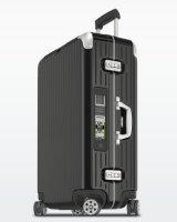 リンボ MULTWHEEL 4輪 ブラック 73L 電子タグ【E-TAG】生産終了 ◆1点限り◆◆SALE◆