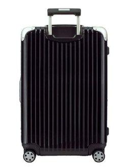 画像4: リンボ MULTWHEEL 4輪 ブラック 73L 電子タグ【E-TAG】生産終了 ◆1点限り◆◆SALE◆